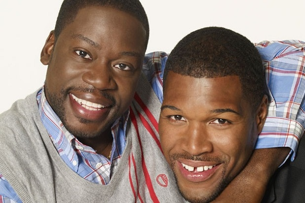 michael strahan brothers
