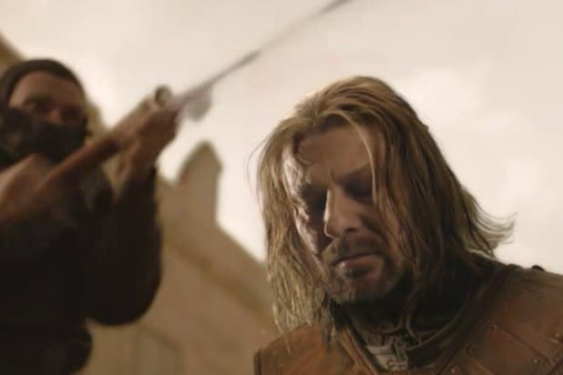 ned stark death game of thrones