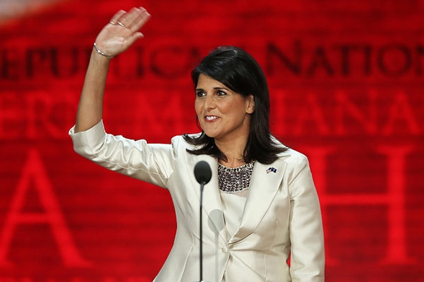 Trump taps SC Gov Nikki Haley to be ambassador to UN