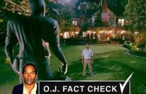 oj fact check backyard statue