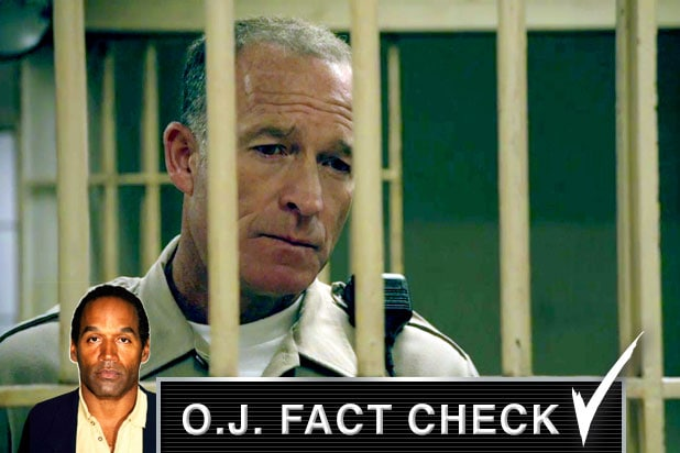 Did a Guard Tell OJ Simpson the Verdict Was Not Guilty?