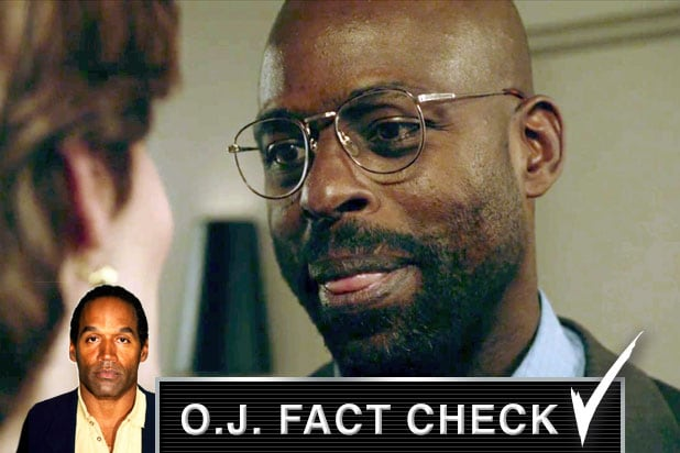 oj fact check darden clark