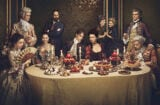 Outlander La Dame Blanche Dinner Party