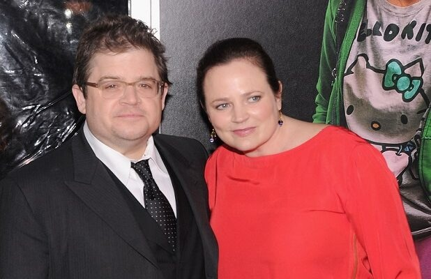 patton oswalt michelle mcnamara