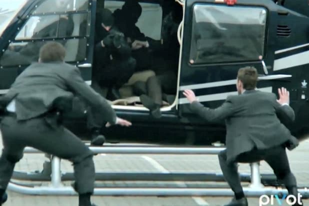 Watch Norway's Prime Minister Gets Kidnapped in 'Occupied'