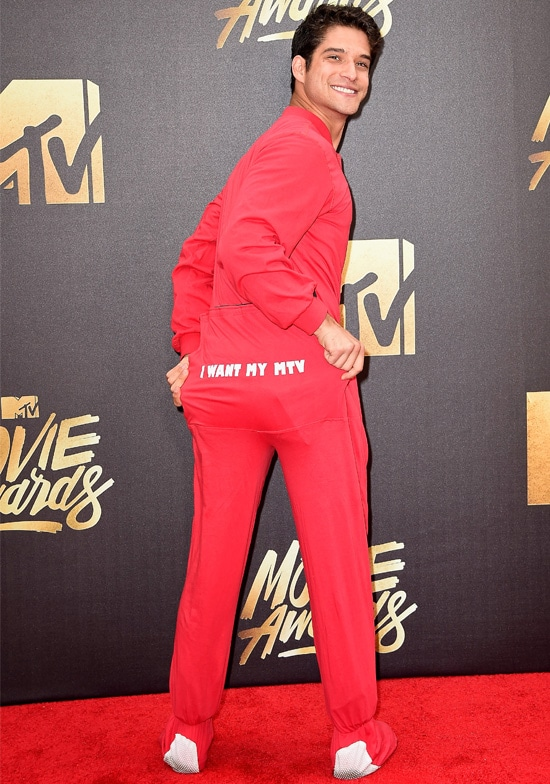 posey mtv movie awards