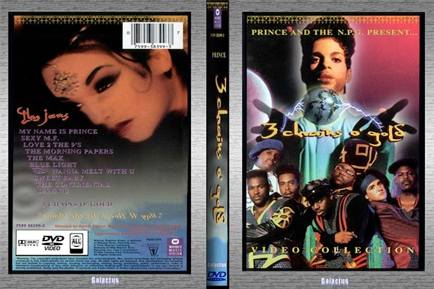 prince 3 changes o gold video collection