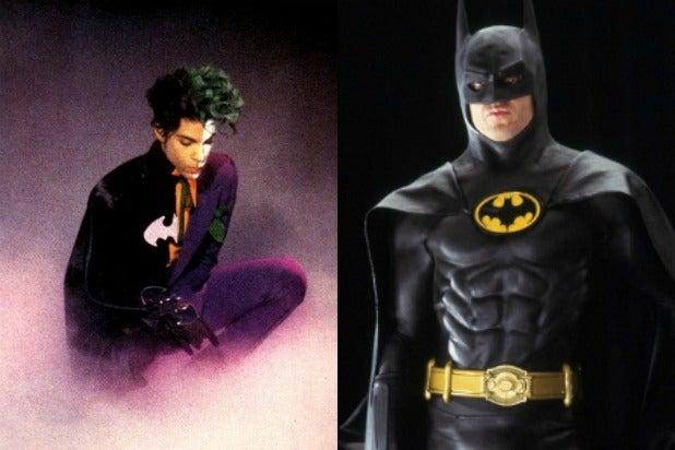 how batman saved princes album sales video