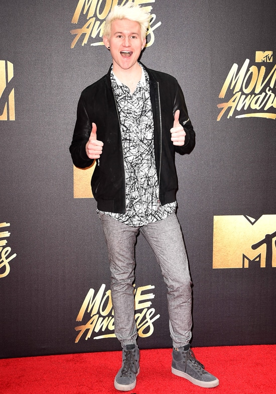 ricky dillon mtv movie awards