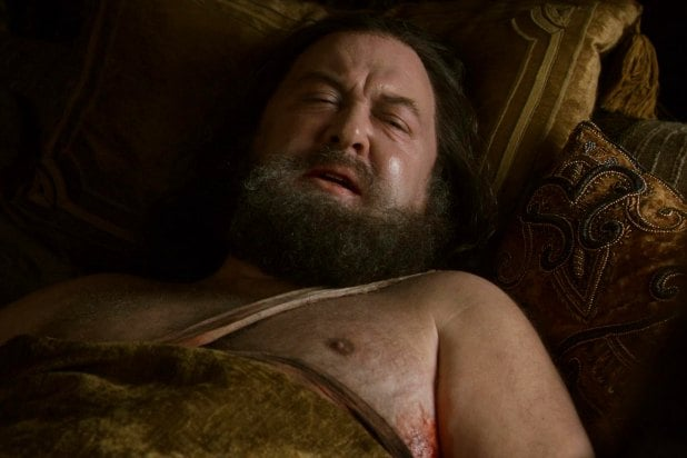 robert baratheon deathbed game of thrones dead characters