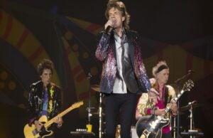 The Rolling Stones Donald Trump