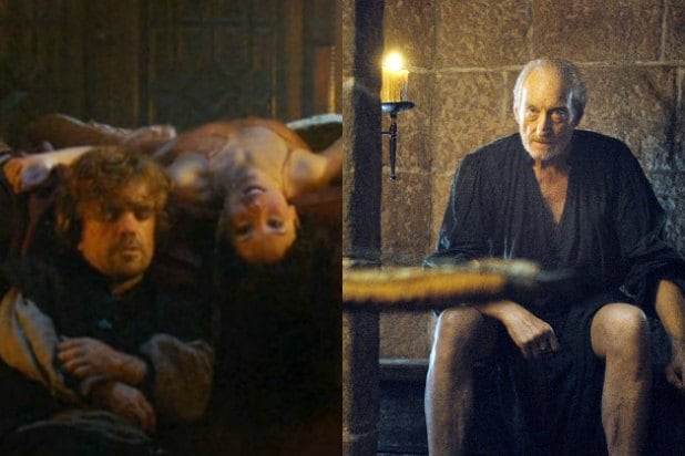 shae and tywin death