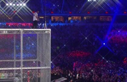 Shane McMahon Wrestlemania 32