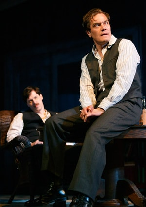 long day's journey into night with john gallagher jr. and michael shannon