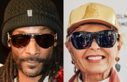 snoop dogg roseanne barr pot marijuana