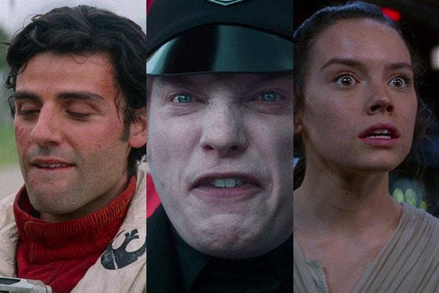 star wars the force awakens character rankings 2