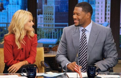 kelly ripa michael strahan