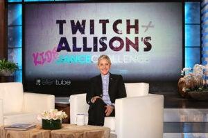 Ellen Launches Dancing Kids Show