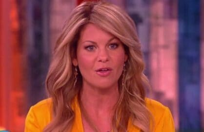 the view candace cameron bure republican party