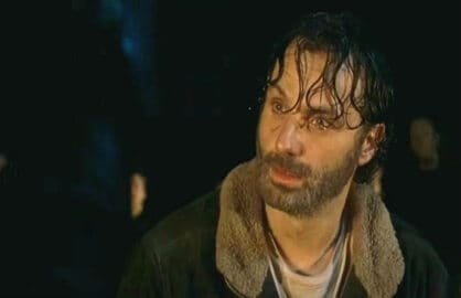 the walking dead andrew lincoln season 6 finale negan