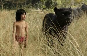 the jungle book Mowgli Bagheera