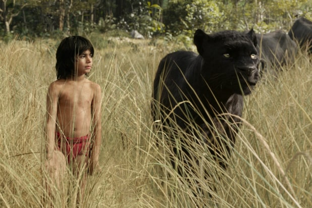 the jungle book Mowgli Bagheera