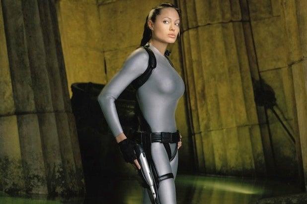 Tomb Raider Jolie