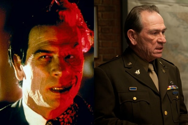 tommy lee jones two face captain america