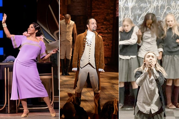tony predictions: shuffle along, hamilton, the crucible
