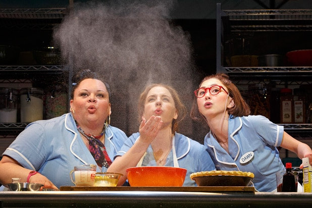 waitress broadway review sara bareilles jessie mueller