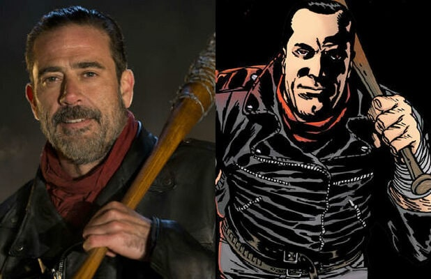walking dead jeffrey dean morgan negan