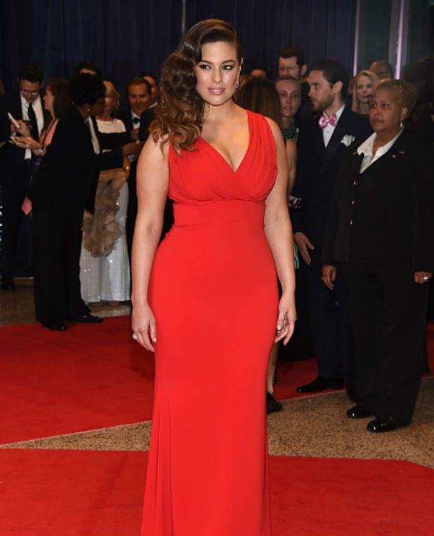 white house correspondents dinner ashley graham