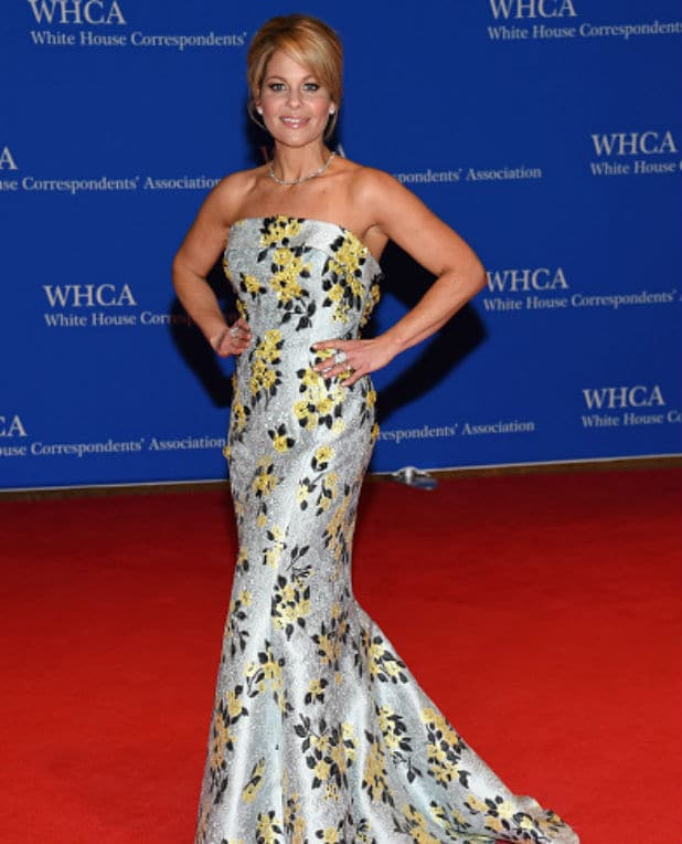 white house correspondents dinner candace cameron bure