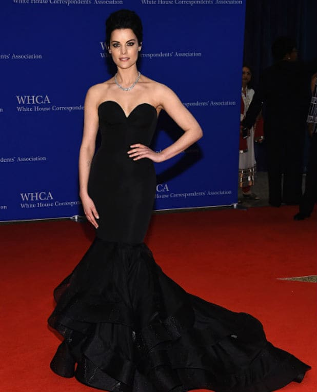 white house correspondents dinner jaimie alexander