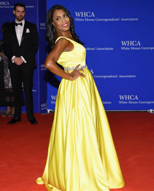 white house correspondents dinner omarosa onee manigault