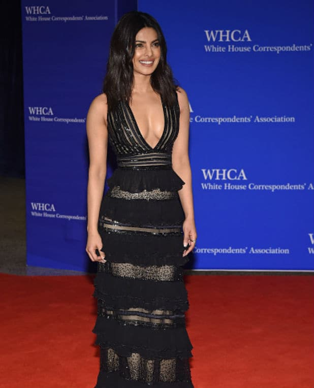 white house correspondents dinner priyanka chopra