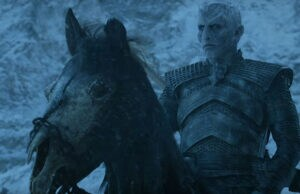 White Walkers in Game of Thrones