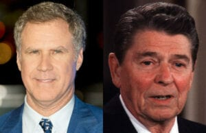 will ferrell ronald regan
