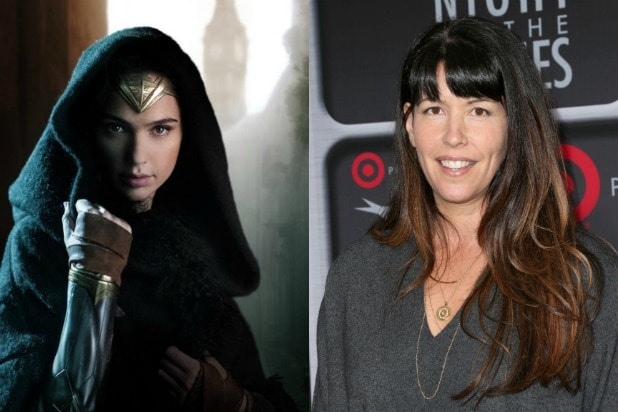Patty Jenkins signs on for Wonder Woman 2 in record-breaking deal
