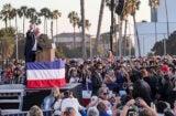 Dick Van Dyke Fortune Cookies and 5 Other Things Scene and Heard at Bernie Sanders Santa Monica Rally