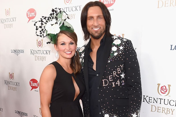Amy Whitham and J.D. Shelburne