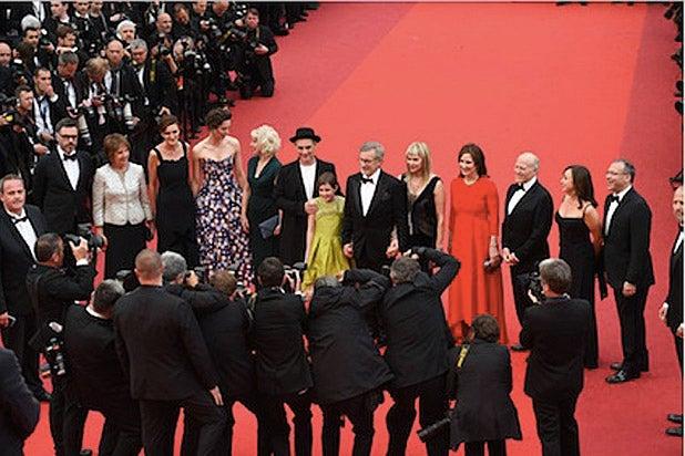 BFG Premiere Cannes