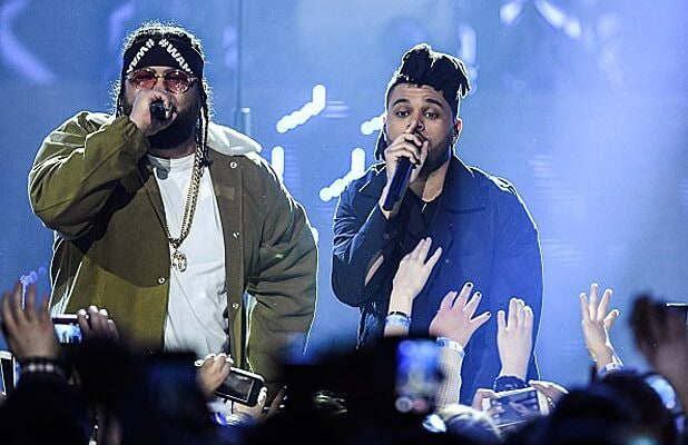 The Weeknd, Belly