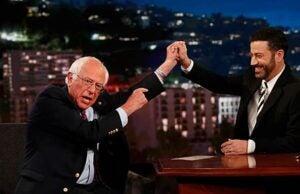 Bernie Sanders on Jimmy Kimmel