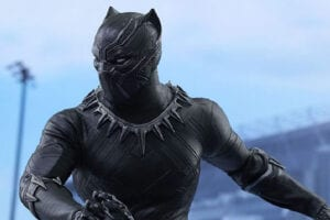 Marvel Cinematic Universe Chadwick Boseman's Black Panther