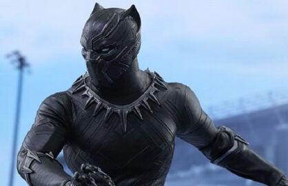 Chadwick Boseman's Black Panther