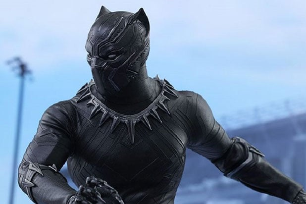 Marvel Cinematic Universe Chadwick Boseman's Black Panther