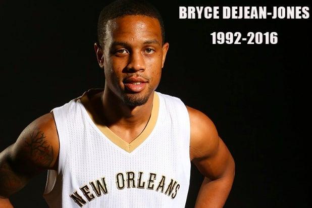 Bryce Dejean Jones