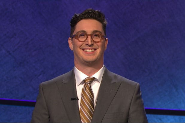 Buzzy Cohen Jeopardy