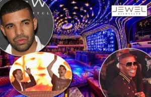 COVER Jewel Nightclub Drake Chainsmokers